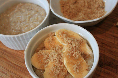 A Feast For The Eyes Banana Pecan Br 251 L 233 E Oatmeal For Two