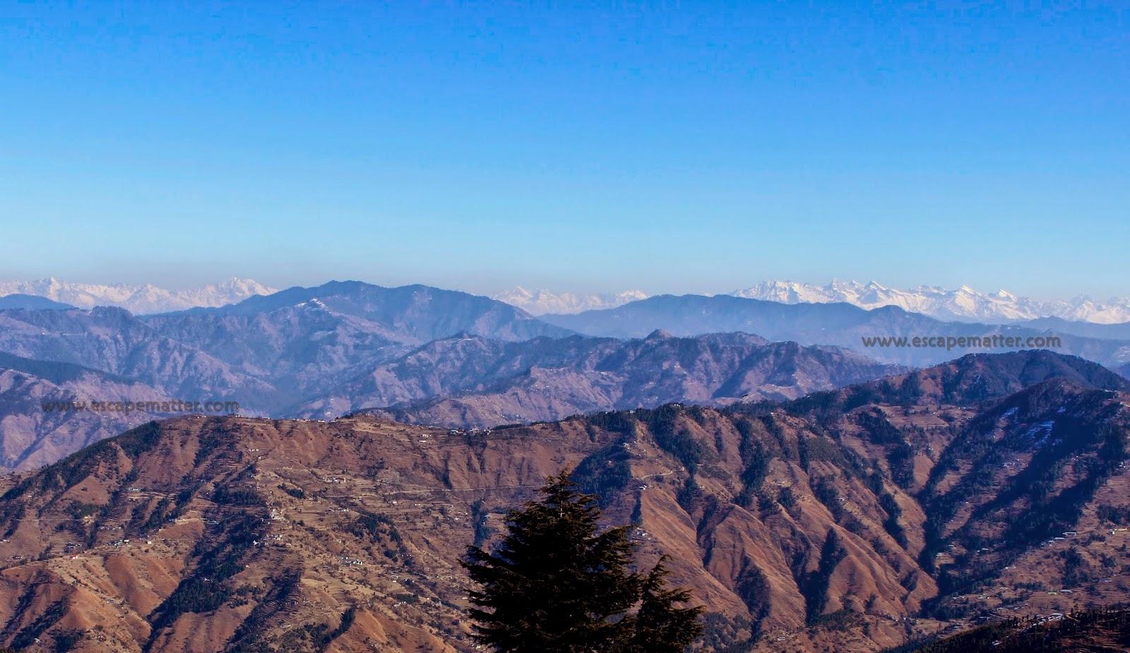 Kufri, Shimla, Himachal Pradesh
