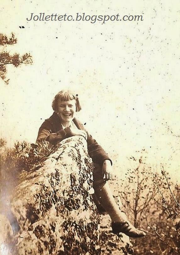 Thelma Hockman 1924