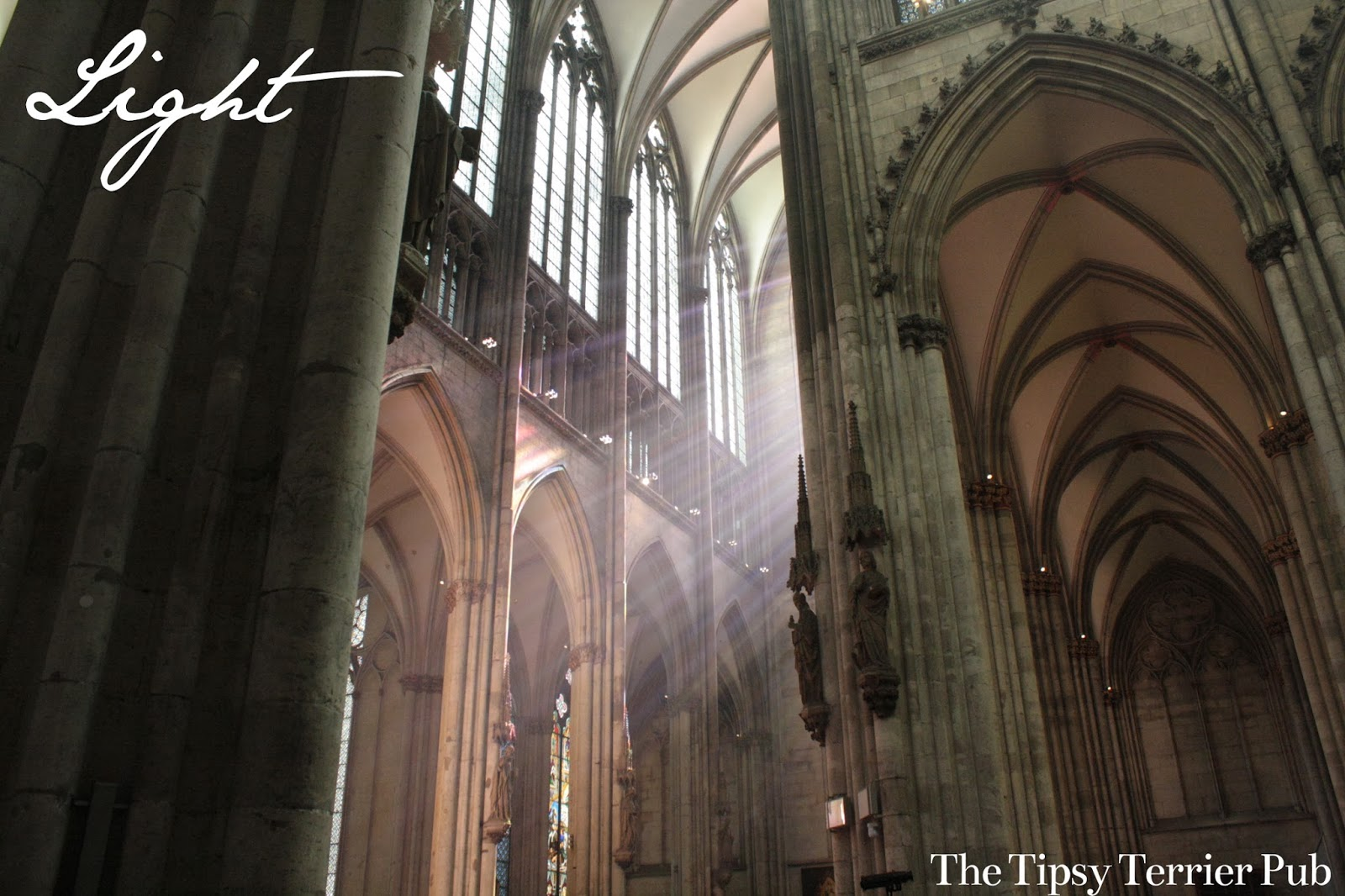 German Gothic - tipsyterrier.blogspot.com