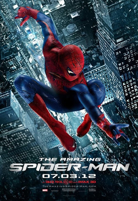 The Amazing SpiderMan FRENCH DVDRIP 1CD 2012 - Cpasbien