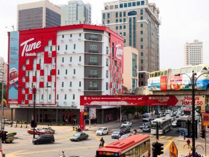 Tune Hotels Downtown KL Tempat Gw Menginap Selama Di