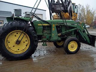 used john deere 2840 tractor parts