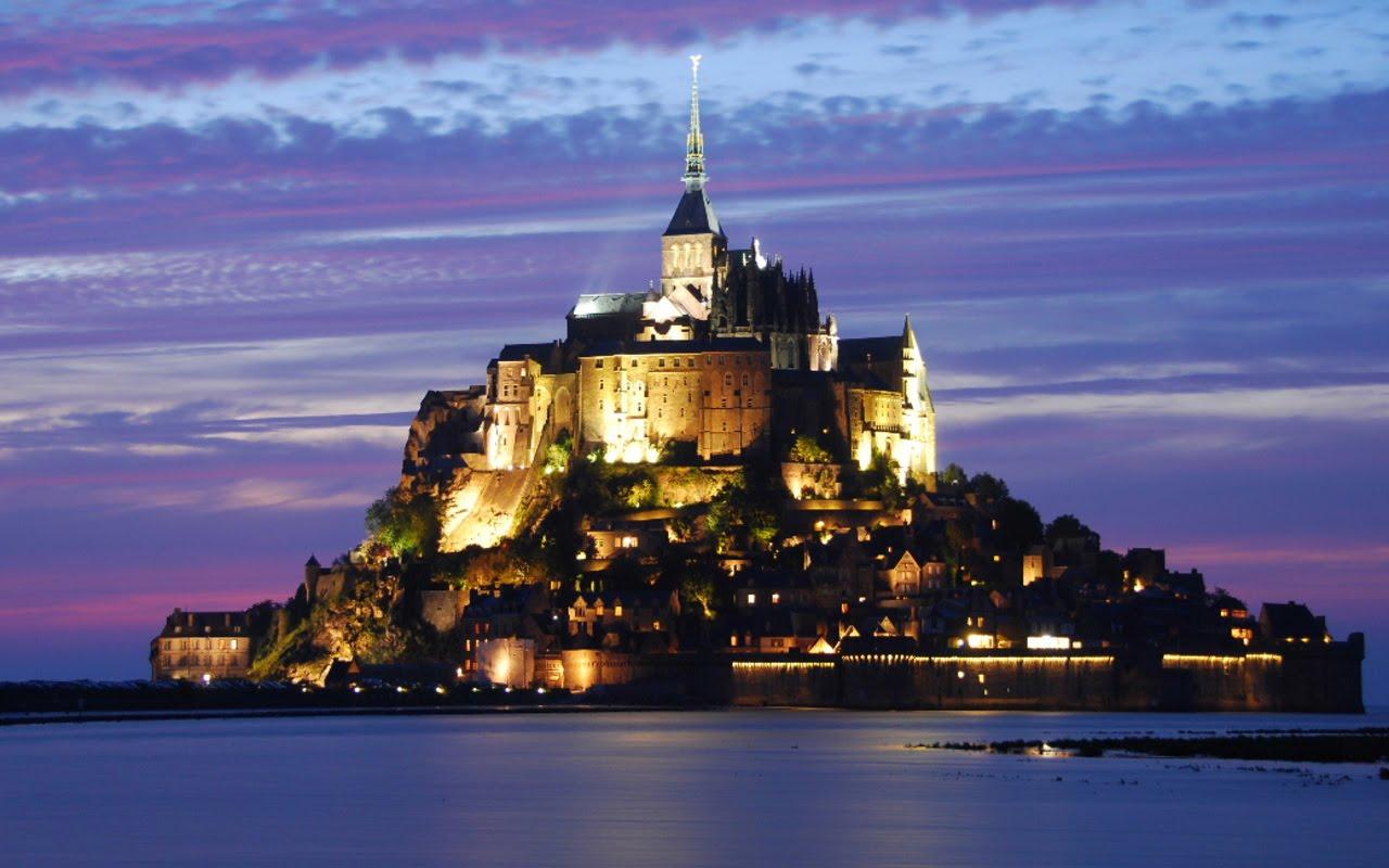 Mont Saint-Michel France  City new picture : mont saint michel france