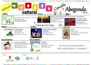 Avance Axenda Cultural 2019