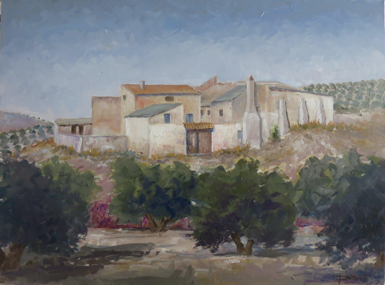 Cortijo del Moral; Fuerte del Rey, Jaén (12P)