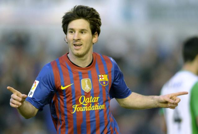 Messi Scores 50th Goal For Barcelona This Season