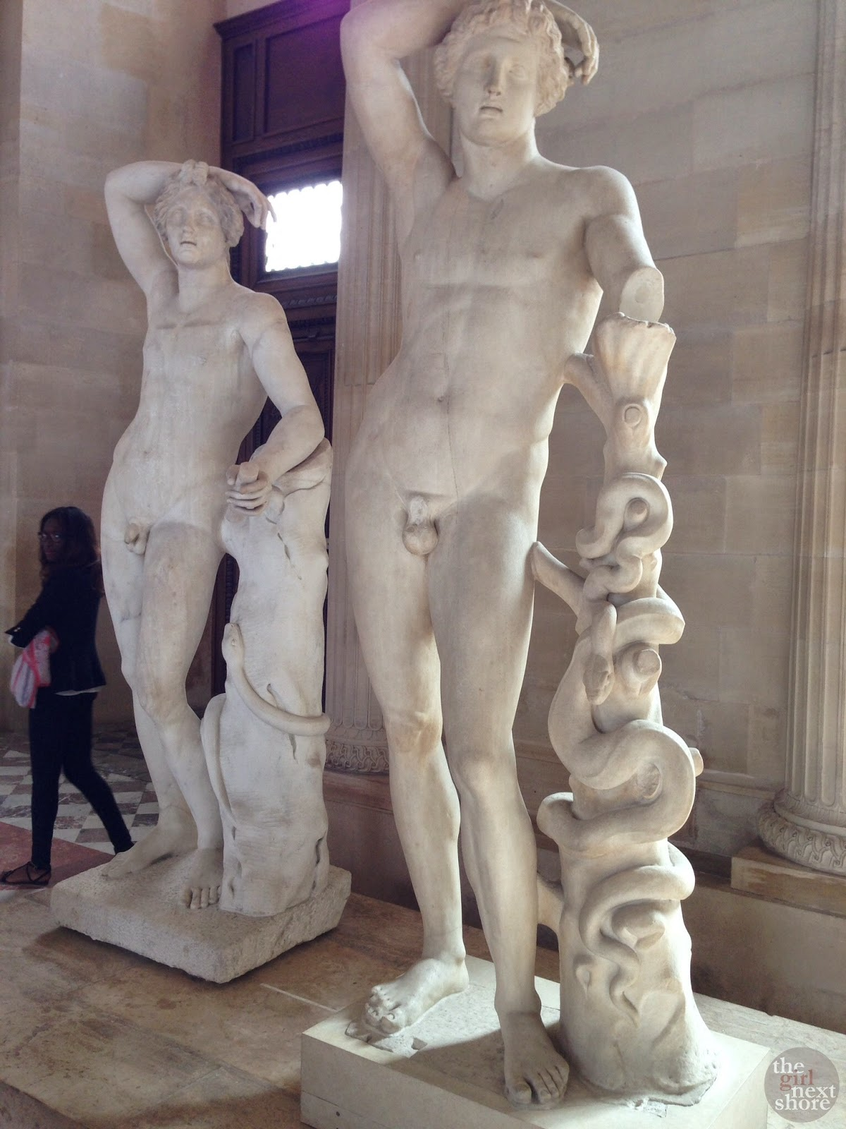 Apollo | The Louvre by The Girl Next Shore