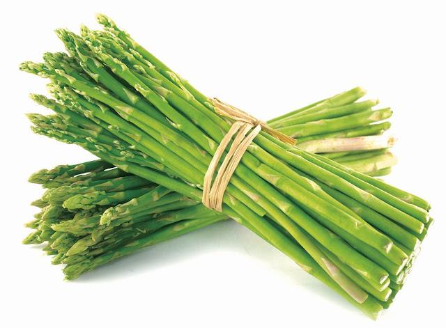 asparagi, ricette con asparagi, proprietà degli asparagi