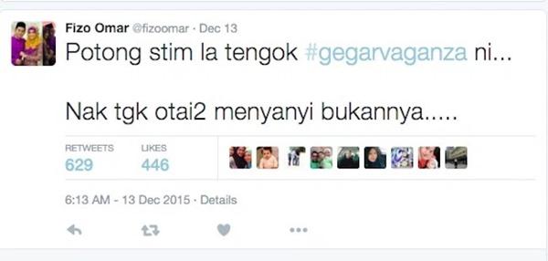 Kecoh Dihentam Netizen, Fizo Omar Tampil Mohon Maaf!