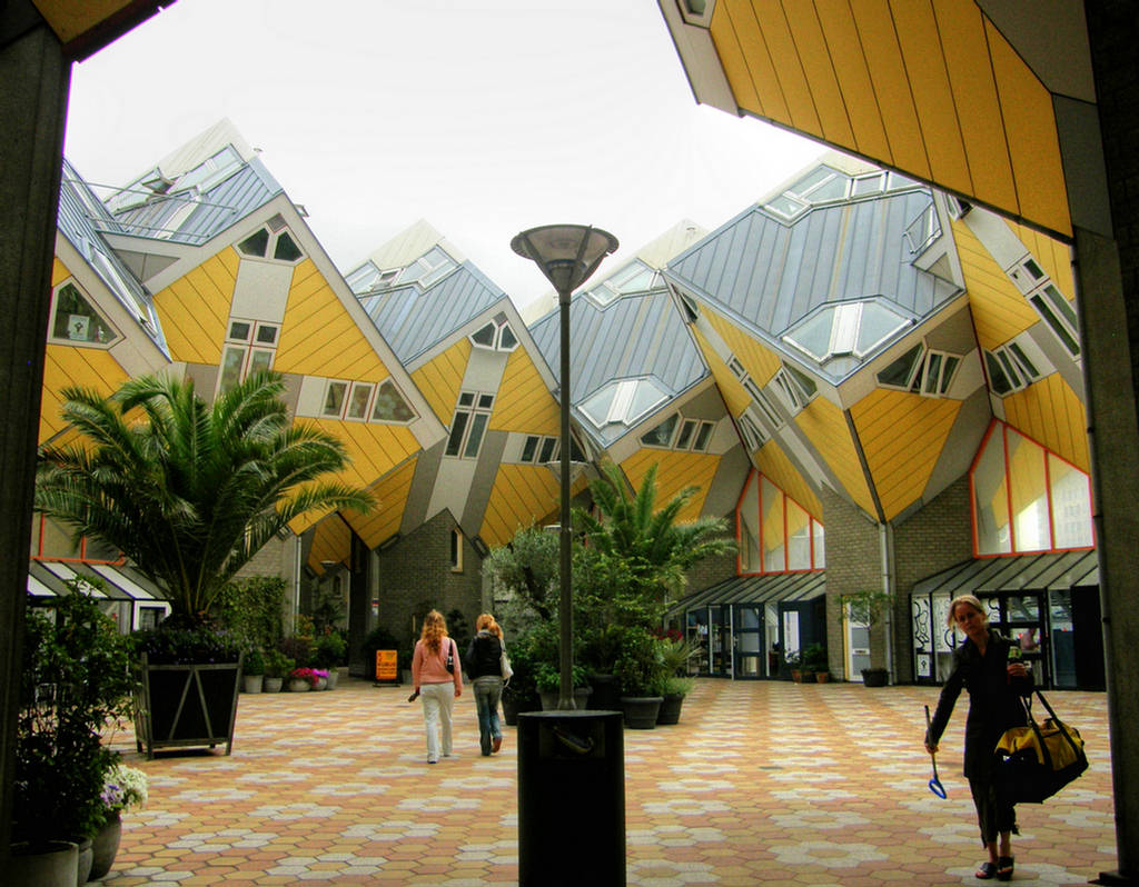 World's Biggest Cube Houses Fabulous Ideas & Designs !