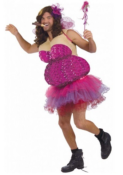 Fat Fairy Costume