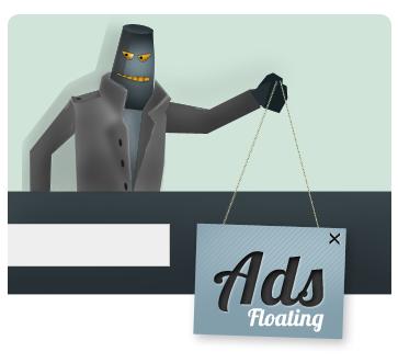 Iklan+Melayang+DI+Bagian+Bawah+Blog+Floating+Ads Membuat Tombol Home