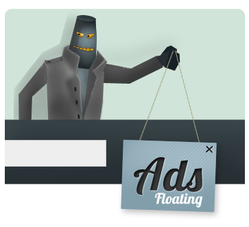 cara membuat iklan melayang di bawah blog cara memasang iklan melayang