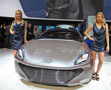 Hyundai I Oniq Concept