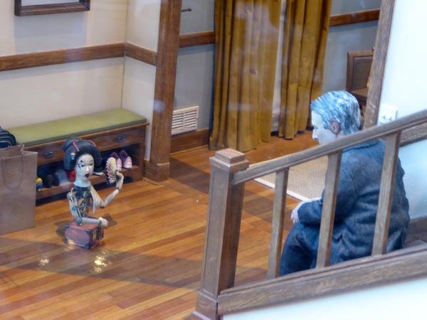 Anomalisa stop-motion puppets