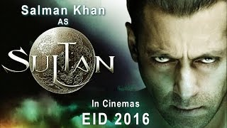 Sultan Official Trailer _ Salman Khan _ First Look _ Trailer Teaser 2015 HD