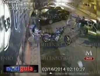 Violento tiroteio faz dois mortos na cidade do México