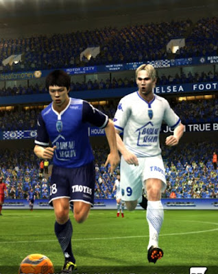 PES 2013 Troyes AC (Ligue 1) GDB Kit 2015-16 by Auvergne81