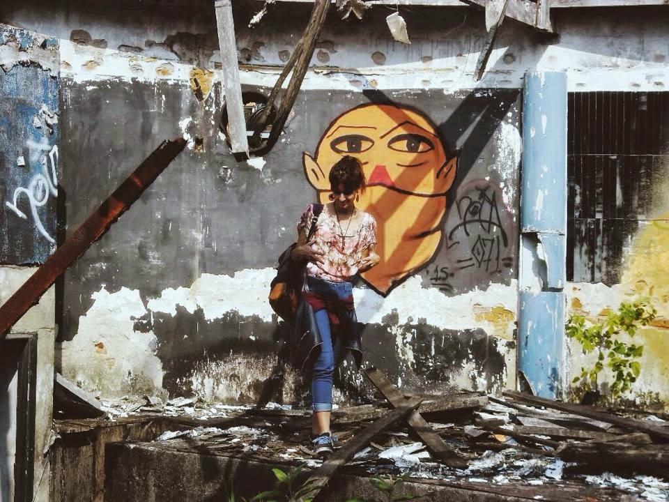 Blog Estou na Noia - Graffiti