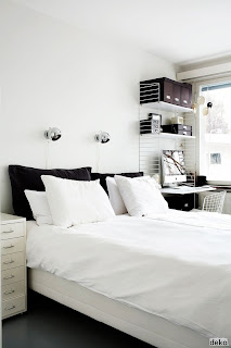 cozy scandinavian bedrooms 19 Dekorasi kamar tidur untuk cuaca dingin