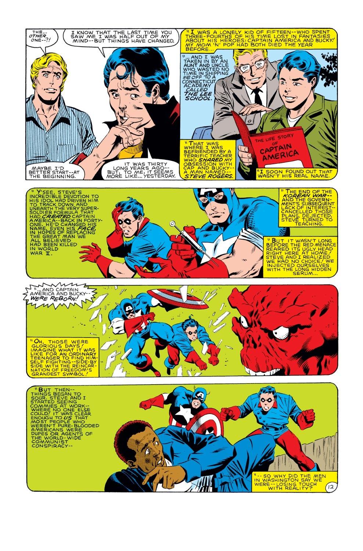 Captain America (1968) Issue #281 #197 - English 13