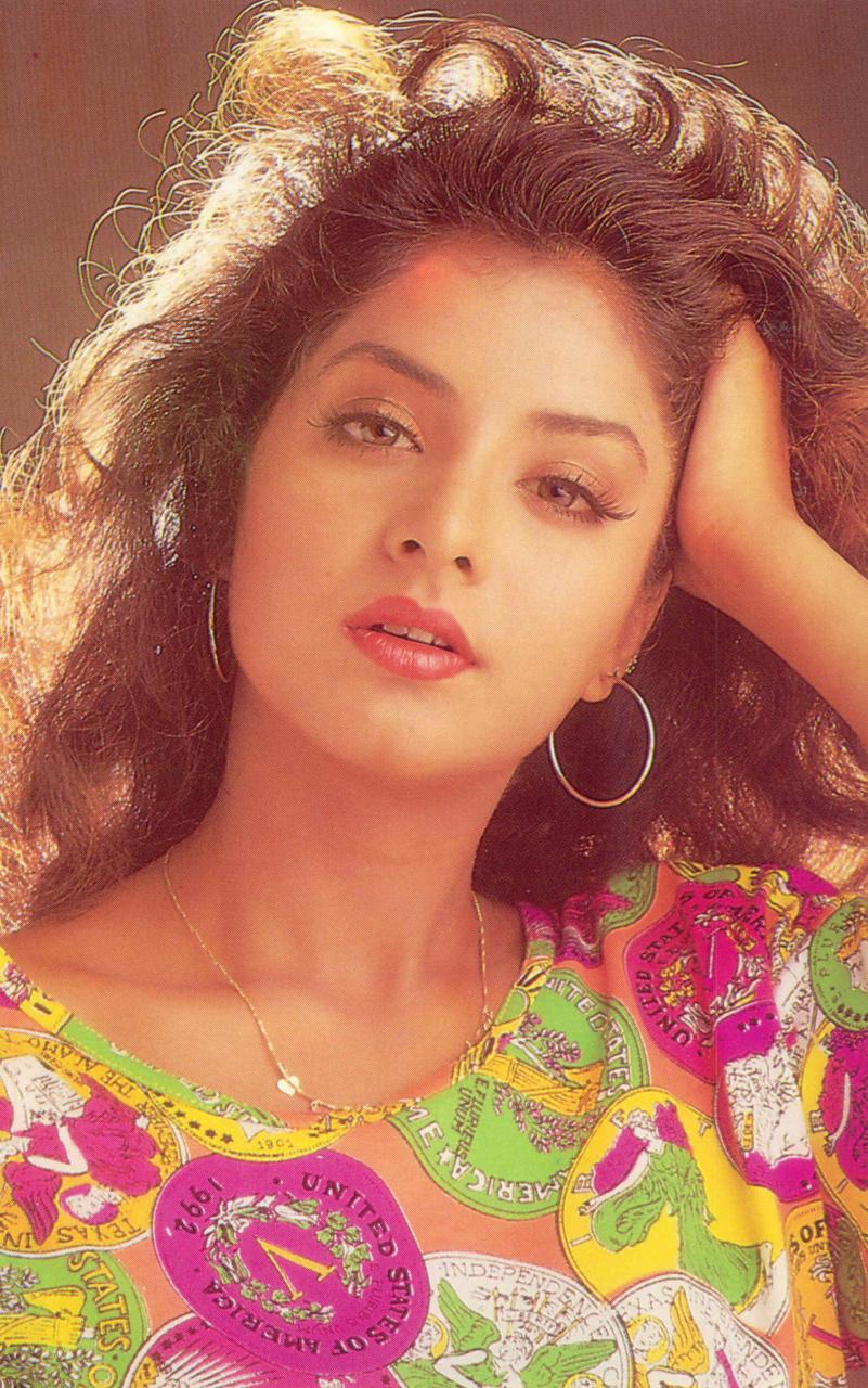 Actress divya bharti marriage photos