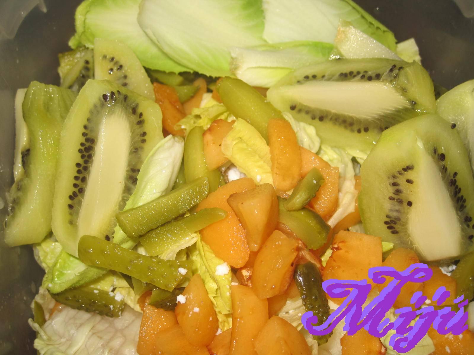 El bocado de la huerta ensalada de nisperos for Cocinar nisperos