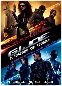 G.I. Joe A Origem de Cobra Torrent Dual Audio