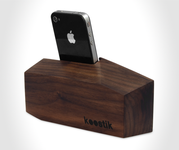 Koostik iPhone Amplifier