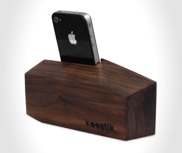 Koostik iPhone Amplifier