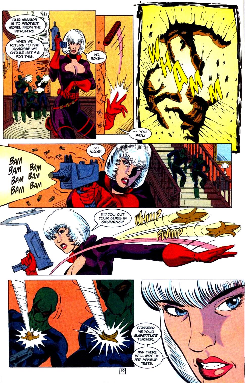 Deathstroke (1991) Issue #32 #37 - English 20