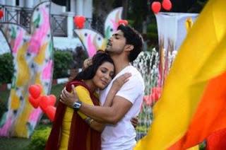 Gurmeet Choudhary and Neetu Singh In `Yaar Mera Rab Warga'