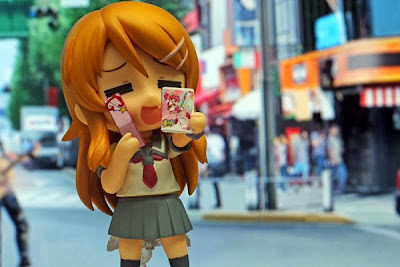 Kirino Nendoroid Shopping