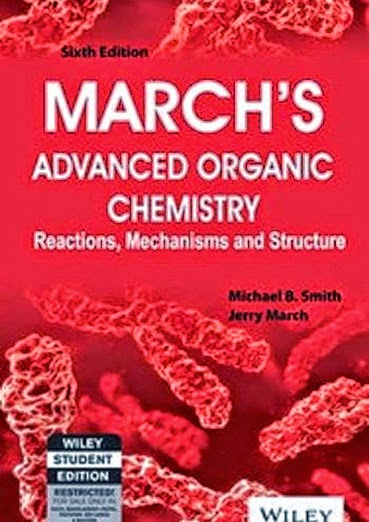 MARCH'S ADVANCED ORGANIC CHEMISTRY-Free chemistry books