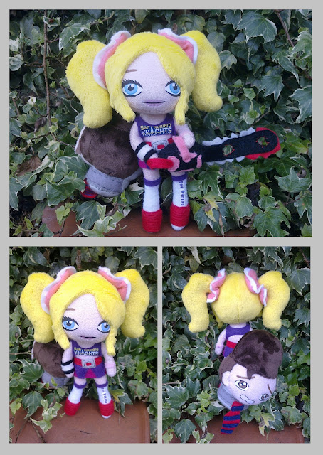 Lollipop Chainsaw! por AshFantastic