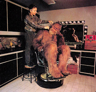 Rick Baker Harry and the Hendersons creature