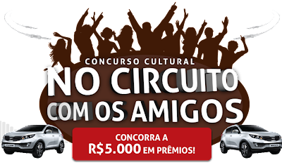"Concurso Cultural ""No Circuito com os Amigos"""