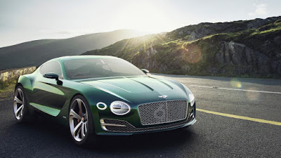 Next Bentley EXP10 6Speed Edition front view
