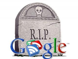 Google Hapus Google Reader