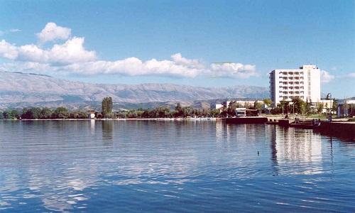 Pogradec Albania Europe