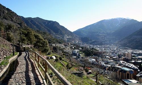 Andorra la Vella Andora Europe
