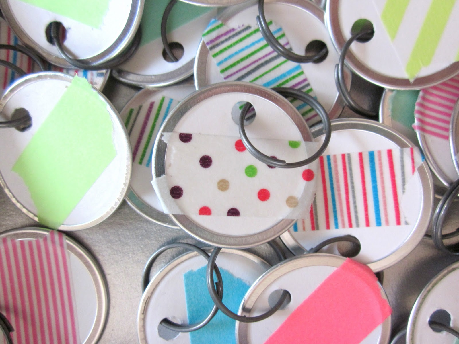 The tiny hummingbird diy washi tape gift tags solutioingenieria Image collections