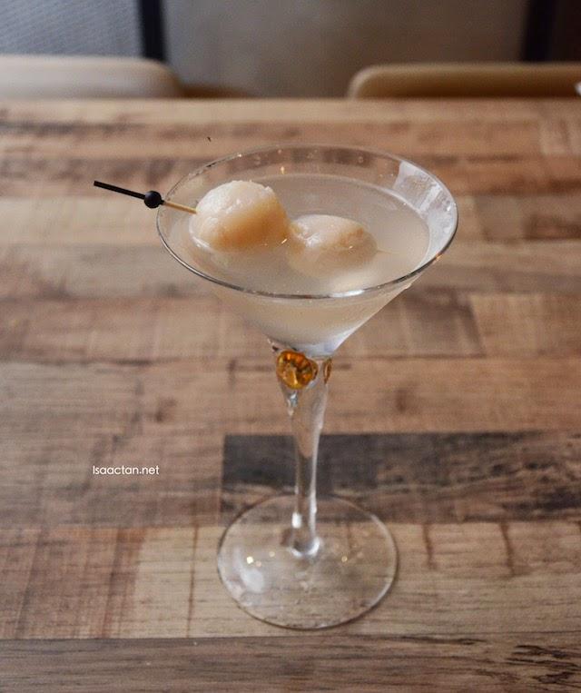 Lychee Martini - RM28