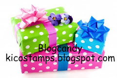 Kico Stamps Blog Candy