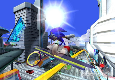 Sonic Riders PC Game