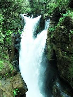 Salto Alvar Nunes, Parque Nacional de Iguazú, Argentina. O Salto Alvar Núñes fica no primeiro trecho do Circuito Inferior.