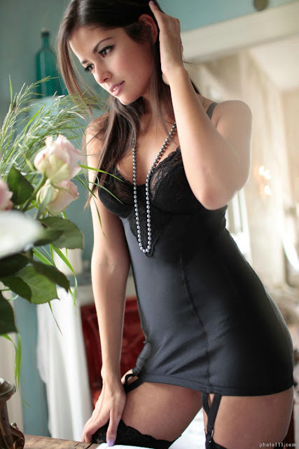 Colombian Model Carla Ossa - Photo Gallery