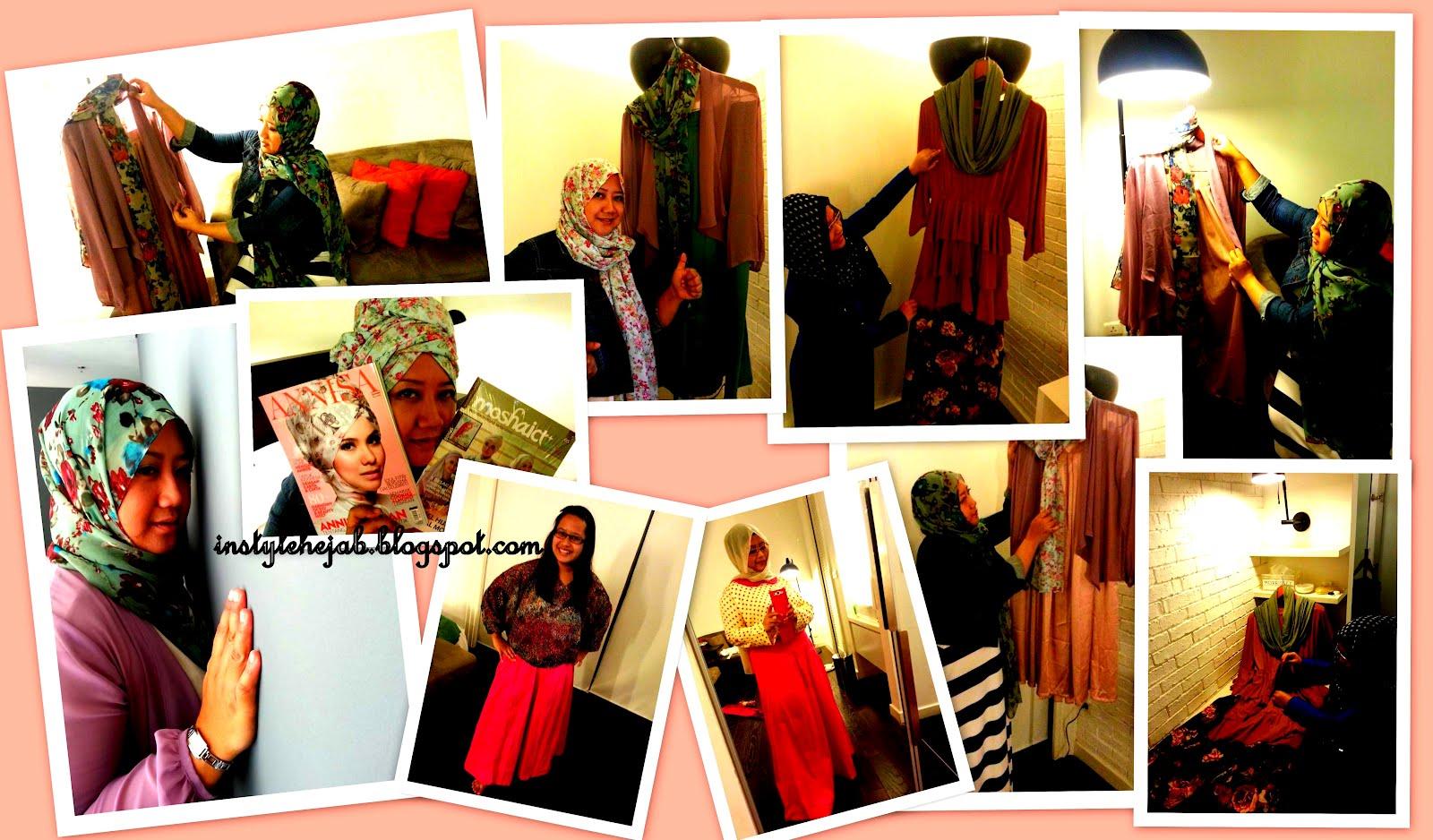In Style Hejab