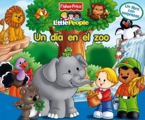 Un día en el zoo (Ellen Weiss)